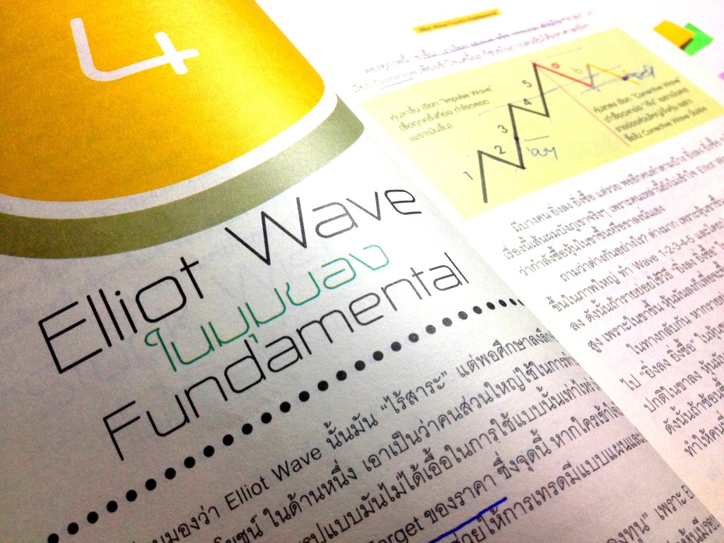 Elliot Wave ในมุม Fundamental