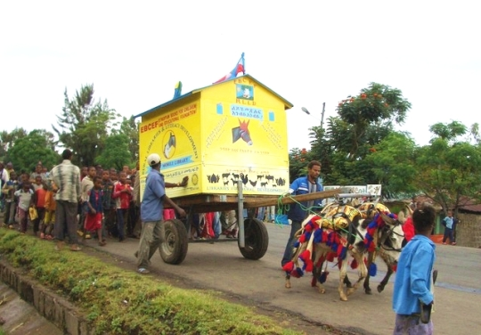Donkey-Mobile-Libraries